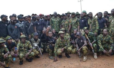 IPOB mocks Army, Police, calls them cowards for tackling ESN