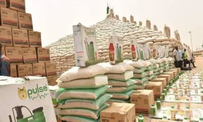 Nigerian govt launches North-East rice pyramid in Gombe