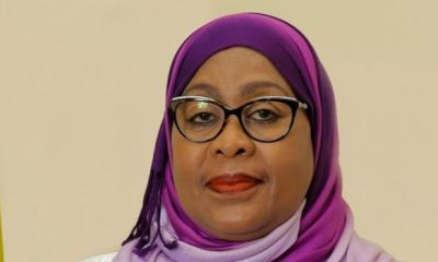 Tanzania to swear in Suluhu as East Africa's first female president