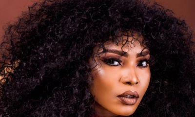 Actress Halima Abubakar, counsels on ways to handle suicidal thoughts
