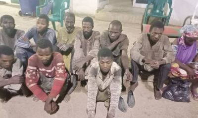 Police rescue 11 kidnap victims, repel attack in Zamfara