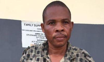 Prophet arrested for alleged rape of 17-year-old member in Ogun