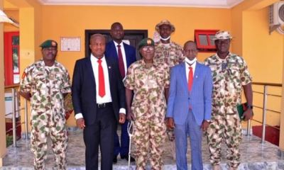 EFCC joins Army in fight against terrorism