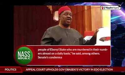 NASS REPUBLIC: On Ebonyi blood bath