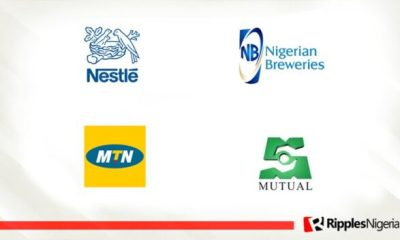 Nestle, Nigerian Breweries, MTN and Mutial Benefit make Ripples Nigeria stocks-to-watch list