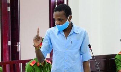 Nigerian footballer sentenced to death for drug trafficking in Vietnam