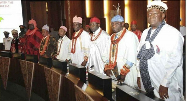 Pandef PANDEF lauds Southern Govs' resolutions on open grazing, federal character, others