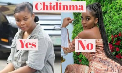 Meet Beverly Tlhako, The South African Celebrity That Is Presently Mistaken As Chidinma