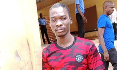 I don't have any other job apart from robbery —Suspect