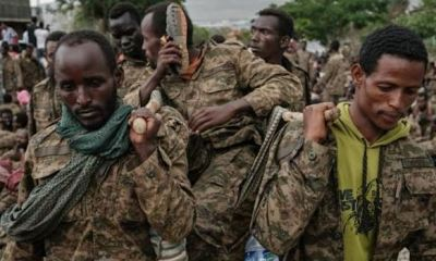 Tigray rebels role out conditions for peace talks with Ethiopian govt