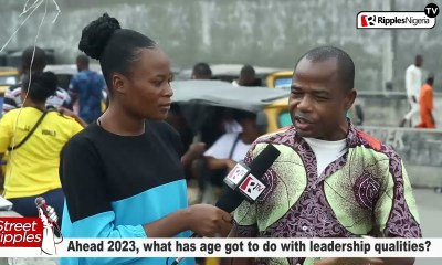 Ahead 2023, what has age got to do with leadership qualities