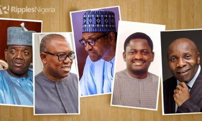 QuickRead: Buhari's 'robust response' to insecurity. Four other stories we tracked and why they matter