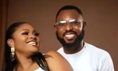 BBN star's partner, Ajeboh Dominic angry at people calling him 'Tega's husband'
