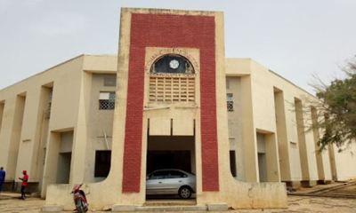 Federal Poly, Bauchi gate