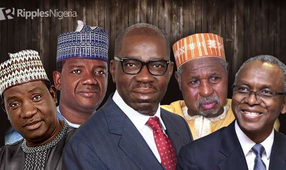 Ranking Nigerian Governors July/August 2021: Performance dull as insecurity persists