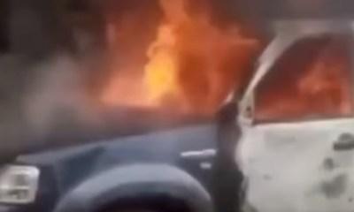 Gunmen attack police post, kill three policemen, injure two in Anambra (Video)
