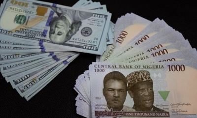 Naira exchanges for N562 per dollar, as CBN moves to stop the slide