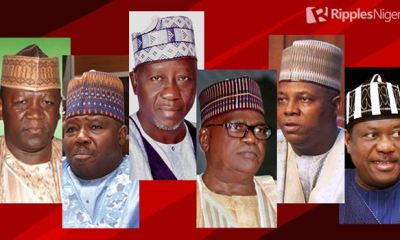 ANALYSIS… 2023: One of these six men likely to emerge APC national chairman