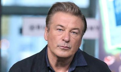 Hollywood actor, Alec Baldwin, reacts to accidental shooting