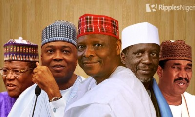 ANALYSIS... 2023: See five northern PDP heavy weights who may queue up for chairmanship position