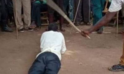 Man to receive 80 strokes of cane for denying paternity of his son