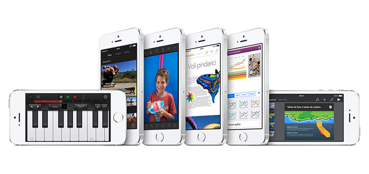 Iphone 5S a 649 Euro, iPhone 4S 16Gb a 319 Euro