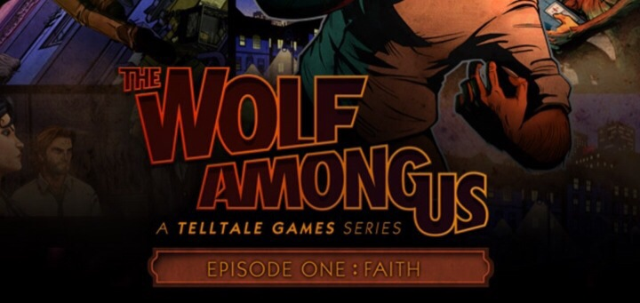 The Wolf Among Us per iPhone/iPad gratis