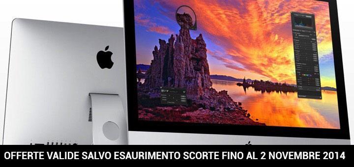 Apple: iMac 21″ a 949 euro – MacBook Air 13″ a 879 euro