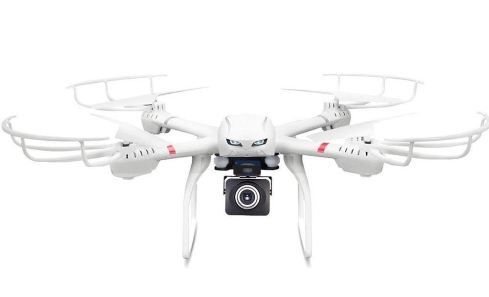 Codice sconto per Droni: Goolsky MJX X101 6 Axis Gyro con camera 720P 88,89€ – Syma X5C-1 a 38,24€ – Scadenza 30/03/2017