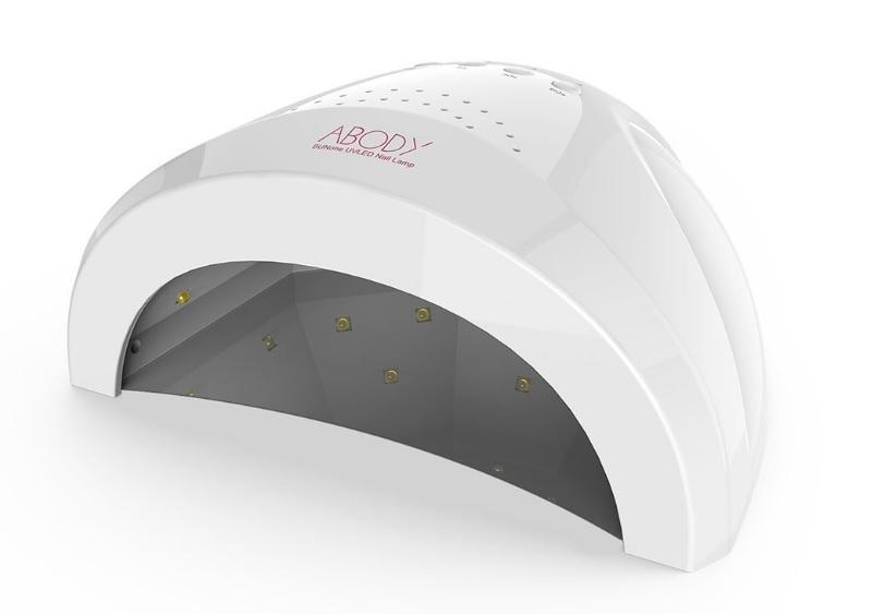 Abody Auto-sensing Lampada LED Unghie 24W/48W a 42,99 Euro – Scadenza 30/04/2017