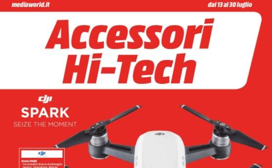 """Nuovo volantino Media World """"Accessori Hi-tech"""""""