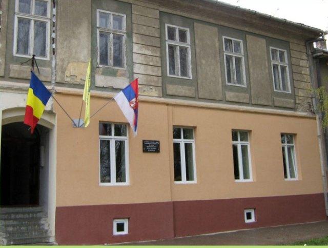 Imobilul din centrul Alibunarului