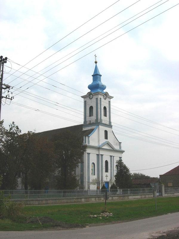 Biserica românească din Toracu Mic