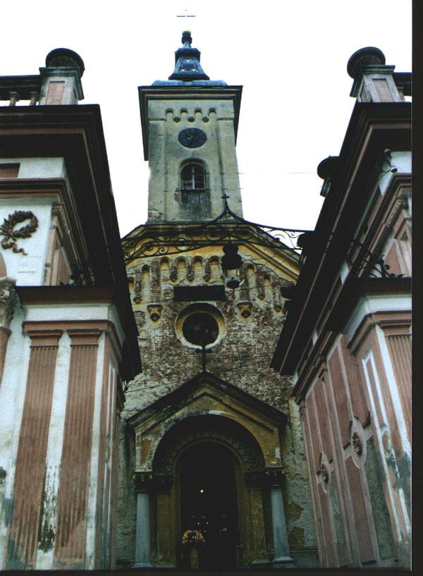 Biserica română din Biserica Albă