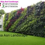 PEMBUATAN VERTICAL GARDEN taman vertikal green wall ( VERTICAL GARDEN ) atau sering disebut pula dengan dinding hijau, vega, dinding hidup, biowalls MOJOKERTO MOJOSARI