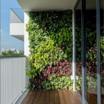 Jasa Pembuatan Vertical Garden Surabaya Gresik Sidoarjo, Tukang Taman Vertikal artivicial garden sintetis