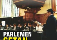 Risalah Mujahidin Edisi 43: Parlemen Setan