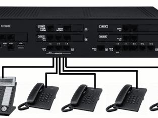سنترالات اي بي باناسونيك ns500 | السنترالات PBX