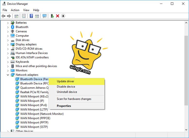 حل مشكلة عدم ظهور الشبكات و الشير في ويندوز Windows 10