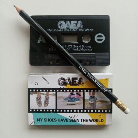 GAEA black tape