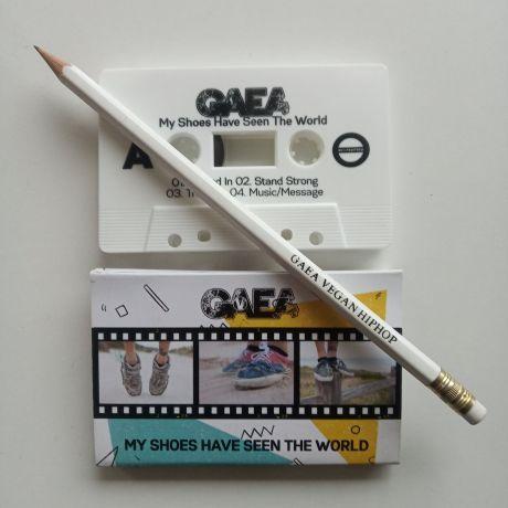 GAEA white tape
