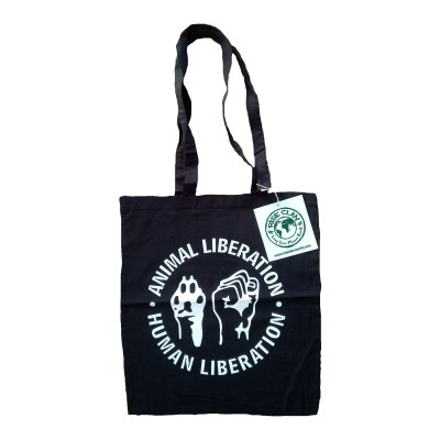 alhl tote bag black