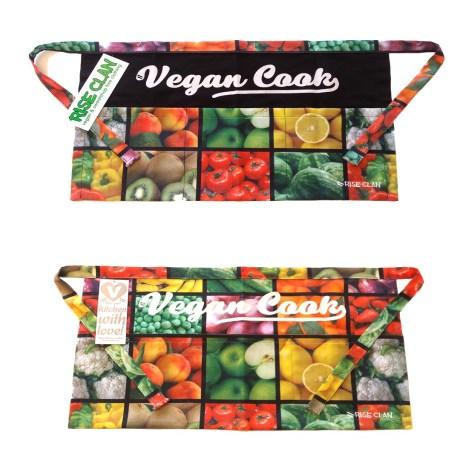 apron vegan cook 1