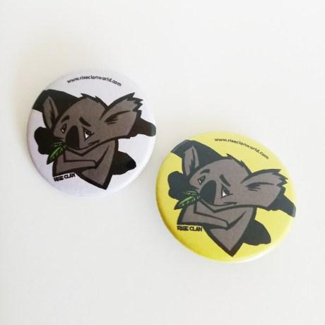 koala button