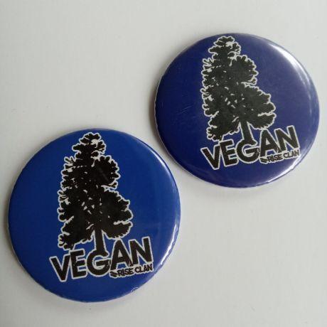 vegan tree magnets