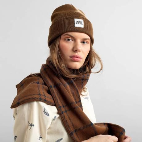 beanie brown 2
