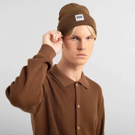 beanie brown 3