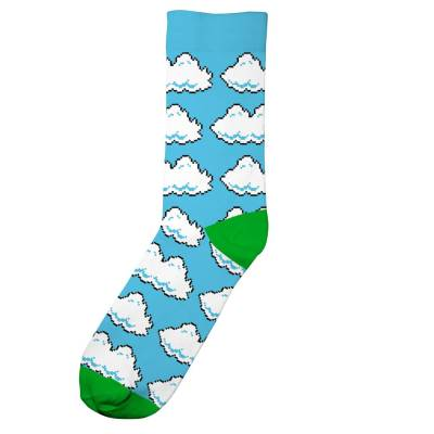 clouds socks 1