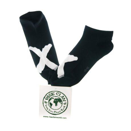 X'd up socks 3