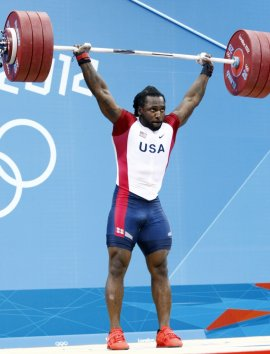 Image result for olympic weightlifters USA